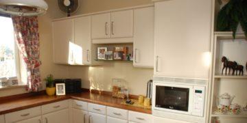 Houten keuken op maat