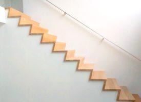 Houten binnenschrijnwerk op maat - Trappen