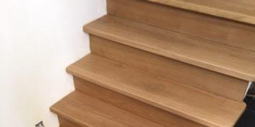 Houten trap onderhouden