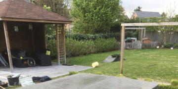 Houten tuinmeubelen op maat